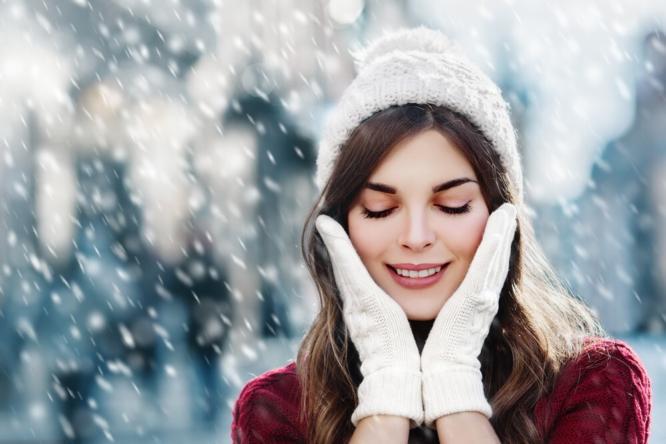 Zimą zadbaj o swoją skórę! Top 3 zabiegów, kiedy spadnie śnieg